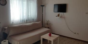 Nemira, Obývací pokoj v ubytování typu house, WiFi.