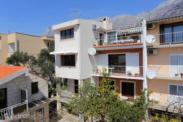 Makarska, Makarska, Объект 9506 - Апартаменты с галечным пляжем.