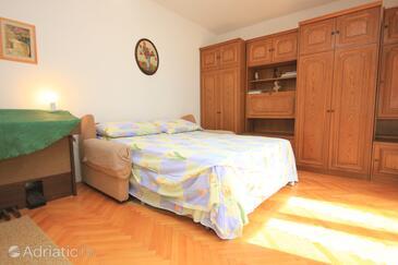 Marušići, Living room in the apartment.