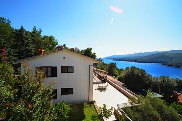 Rabac, Labin, Property 9652 - Apartments with pebble beach.
