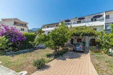 Drvenik Donja vala, Makarska, Property 9654 - Apartments near sea with pebble beach.