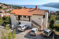 Apartmány s parkovištěm Rabac (Labin) - 9670