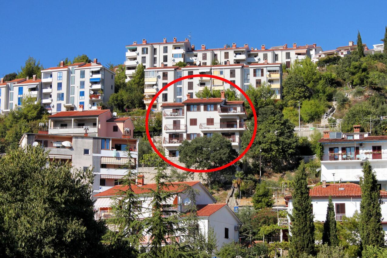 Chorvatsko ubytování pro 10 osob
