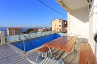 Apartments with a swimming pool Mali Rat (Omiš) - 9698