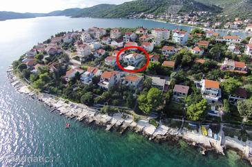 Seget Vranjica, Trogir, Property 978 - Apartments by the sea.