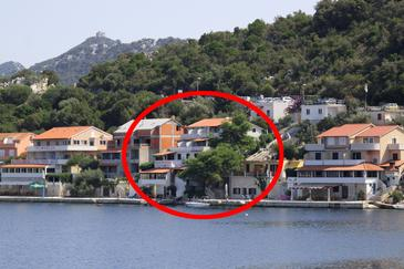 Zaklopatica, Lastovo, Objekt 994 - Ubytování v blízkosti moře.