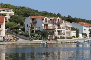Pasadur, Lastovo, Obiekt 996 - Apartamenty przy morzu.