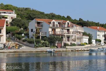 Pasadur, Lastovo, Объект 996 - Апартаменты вблизи моря.