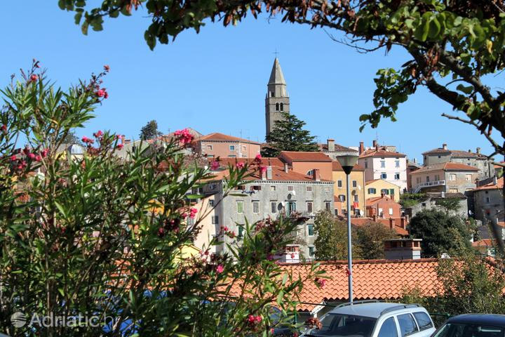 Labin in the region Istra (Croatia)