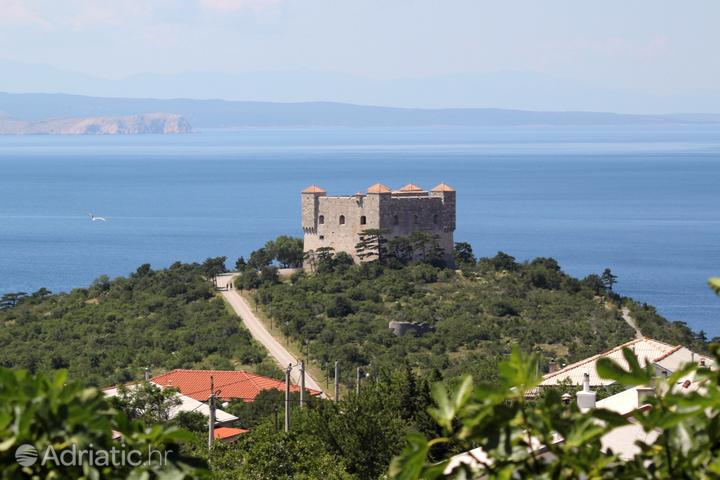 Senj in the region Kvarner (Croatia)
