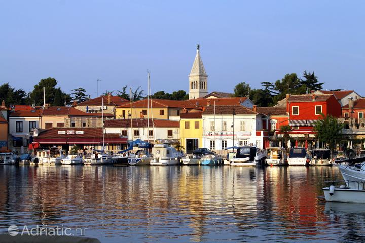 Novigrad in the region Istra (Croatia)