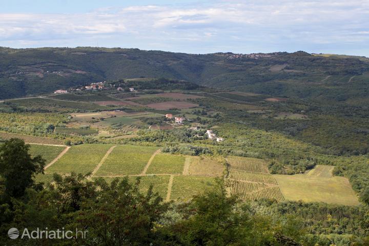 Vnitrozemí Istrie