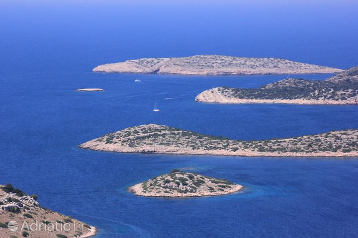 Kornati in the region Sjeverna Dalmacija (Croatia)