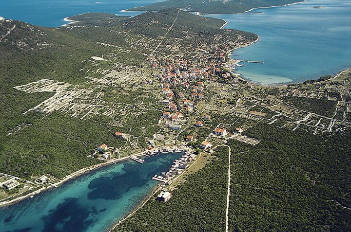 Észak-Dalmácia