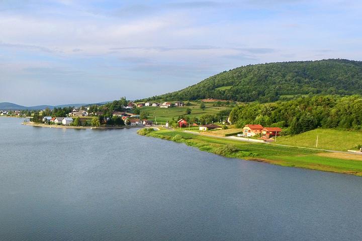 Karlovac in the region Kontinentalna Hrvatska (Croatia)