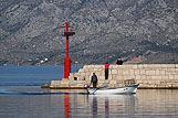Powrót, miejscowość Vinjerac, riwiera Zadar