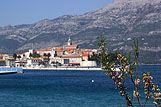 Mesto Korčula, riviera Korčula