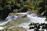 Pejsaž slapova Krke, rivijera Krka