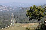 Rijeka Mirna pored mjesta Motovun, rivijera Središnja Istra
