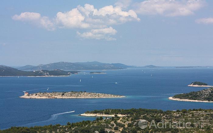 Murter archipelago, Murter Riviera