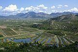 Dolina rijeke Neretve, Hrvatska