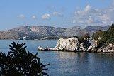 Panorama mjesta Plat, rivijera Dubrovnik