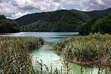 Landschap National park Plitvice