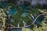 Pejsaž Nacionalni park Plitvice