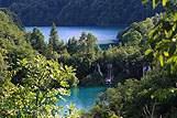 Pejsaž Narodni park Plitvice