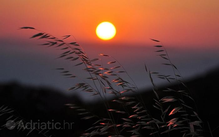 Zachód słońca, Chorwacja