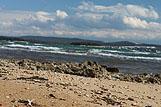 Plaža u mjestu Tkon, rivijera Pašman