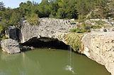 Pećina Zarečki krov, rivijera Središnja Istra